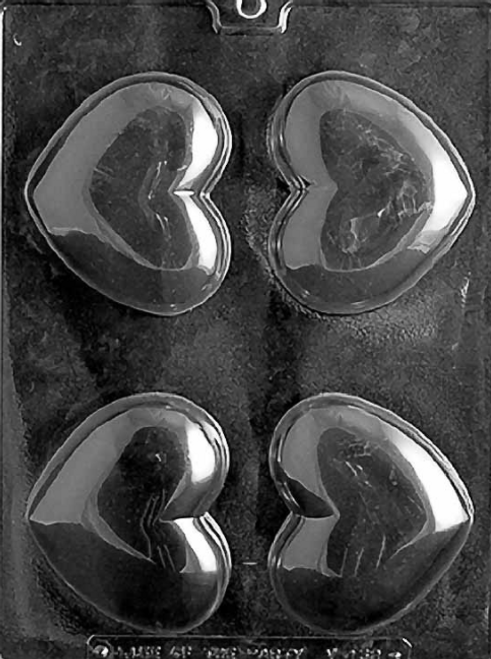 LOTP Heart Chocolate Mold V152