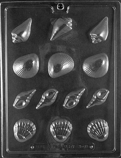 LOTP Assorted Seashell N061