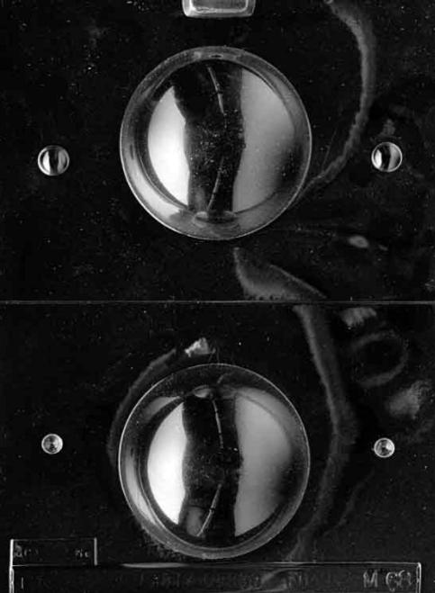 LOTP Plain Ball Chocolate Mold M068