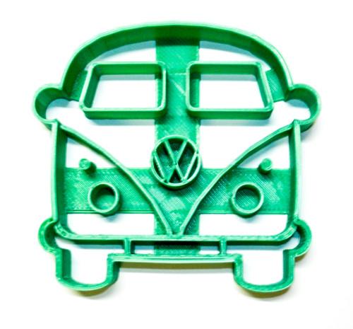 YNG Plastic VW Van Cookie Cutter PR2161