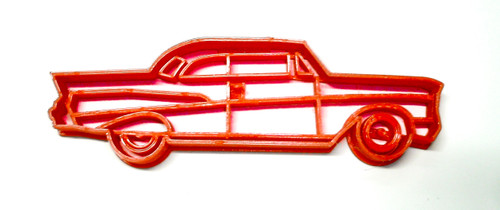 YNG Plastic 1957 Chevy Coup Cookie Cutter PR2107