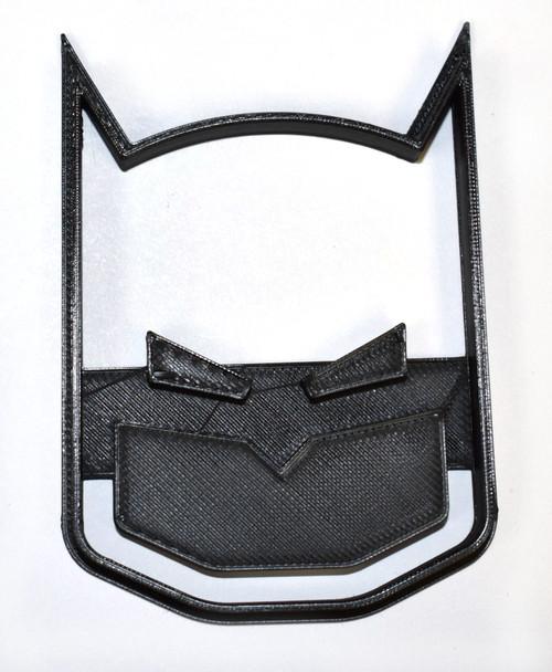 YNG Plastic Batman Face Cookie Cutter PR583