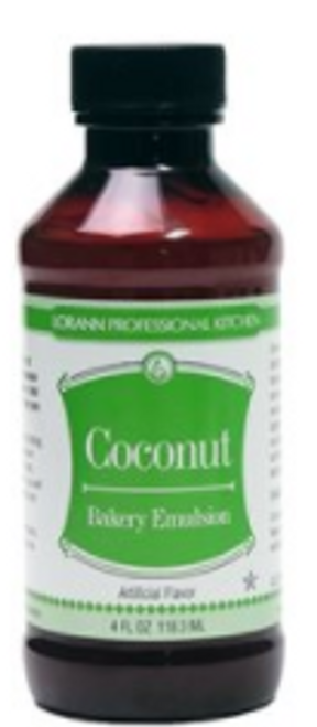 LA 16oz Coconut Bakery Emulsion 0742-1000