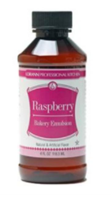 LA 16oz Raspberry Bakery Emulsion 0764-1000