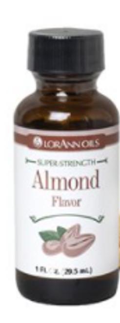LA 1oz Almond Flavor 0535-0506