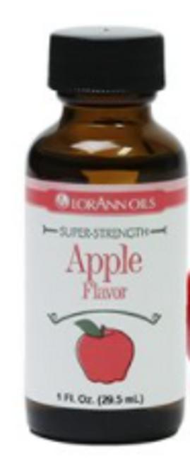 LA 1oz Apple Flavor 0350-0506