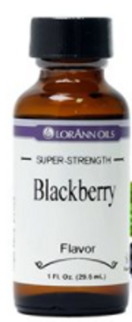 LA 1oz Blackberry Flavor 0230-0506