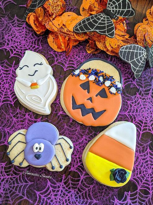 Halloween Beginners Cookie Class