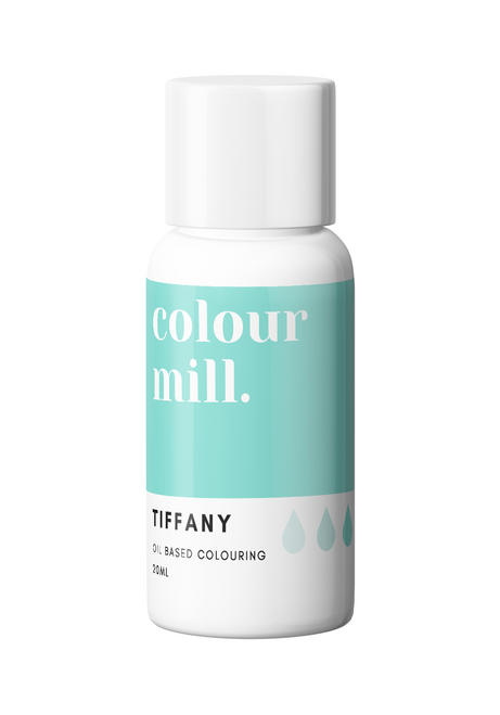 Colour Mill Tiffany 20ml Oil Based Food Coloring
