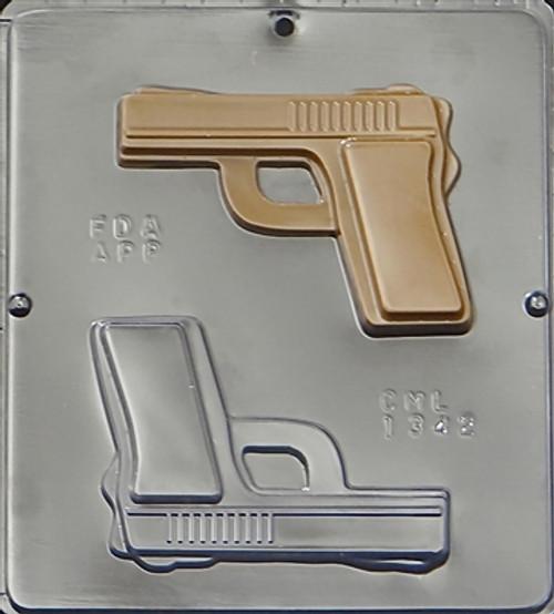 CML Revolver Chocolate Mold 1342