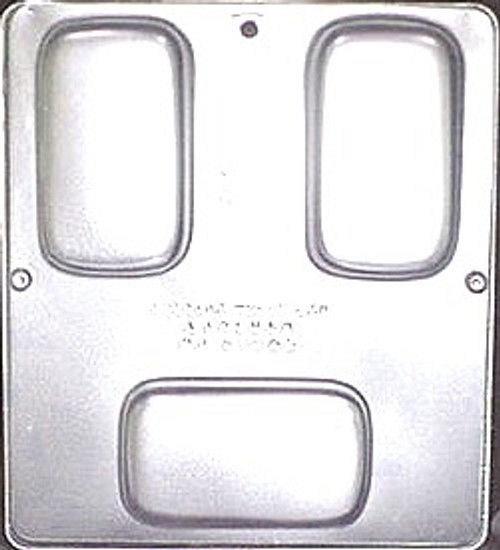 CML Rectangle Soap Bar Chocolate Mold 010