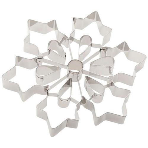 ATC 1pc Large Snowflake Cutter 14429