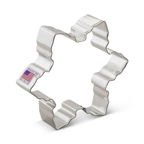 AC Snowflake Cookie Cutter 7041A