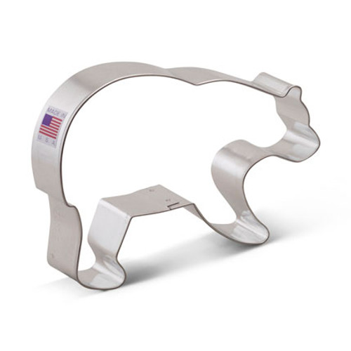 AC Grizzly Bear Cookie Cutter 1939A