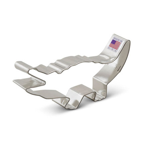 AC Alligator Cookie Cutter 7577A