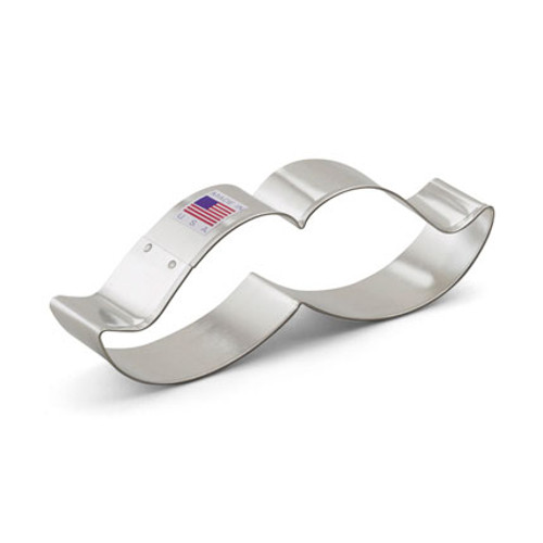 AC Mustache Cookie Cutter 7730A