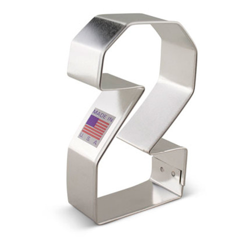 AC Number 2 Cookie Cutter 8182A