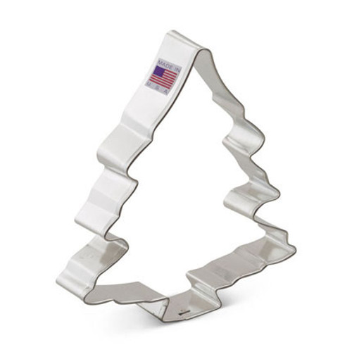 AC Large Pine Tree Cookie Cutter 1062A