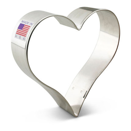 AC Heart Cookie Cutter 7881A