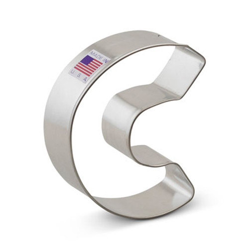AC Letter C Cookie Cutter 1577A