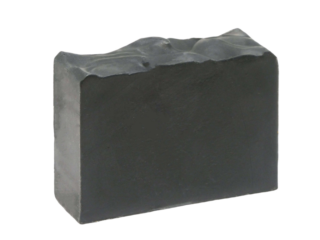 Activated Charcoal Goat Milk Soap, Activated Coconut Charcoal is made by super heating charcoal to massively high temperatures using steam. This increases its surface area and makes it super-efficient at binding dirt and other toxins from your skin, allowing it to be washed away. It cannot be dissolved in water, and acts as an exfoliant as well as leaving your skin incredibly clean.