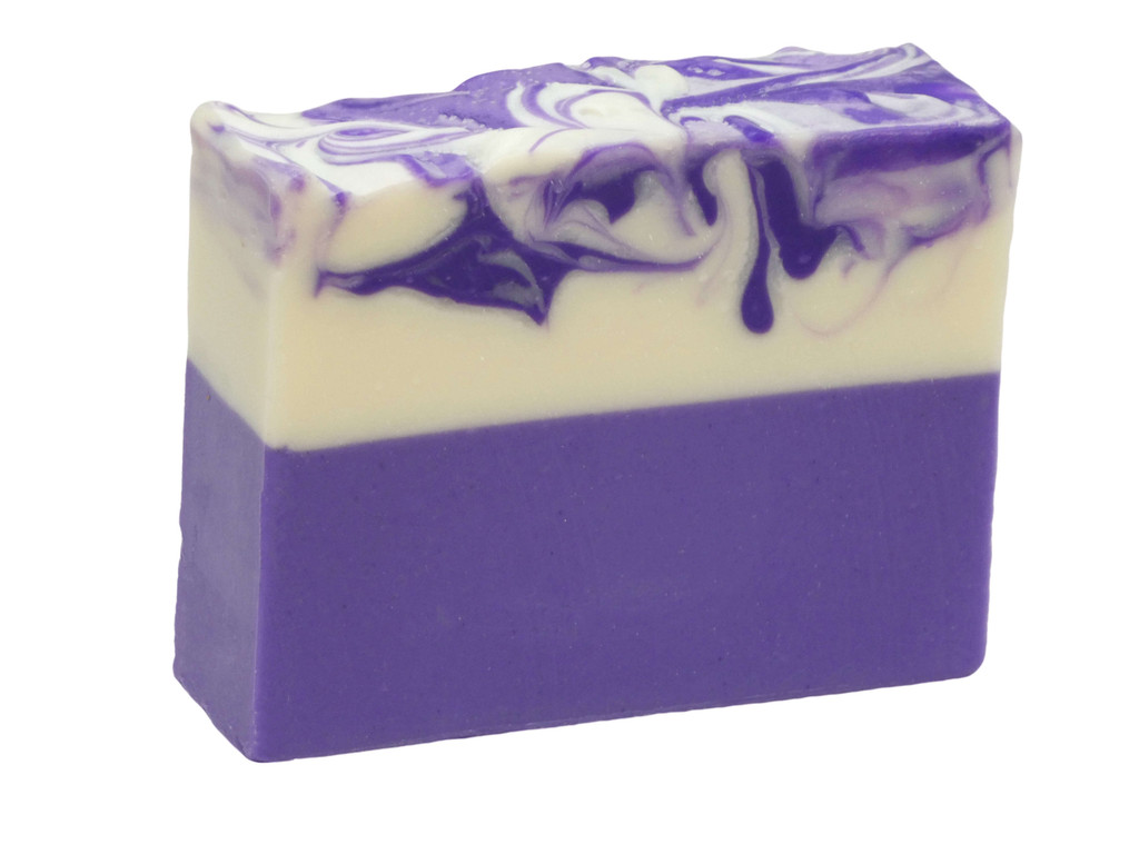 Violet Blossom Soap, powdery, sweet and exquisite.