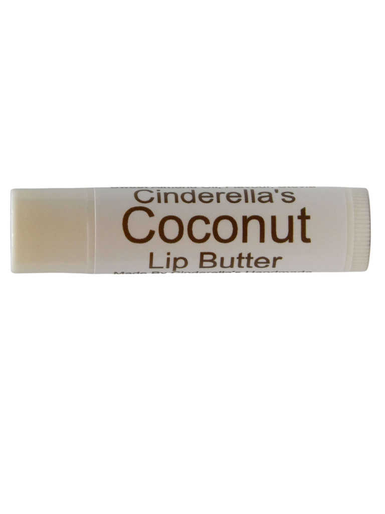 Lip Butter Coconut 5g when packed. An all-day essential for your lips, keeping them protected and moisturised. Our Lip Butters are also fantastic to apply before you go to bed for overnight re-hydration. They may also be applied before your lipstick. Check our essential range of lip butters.