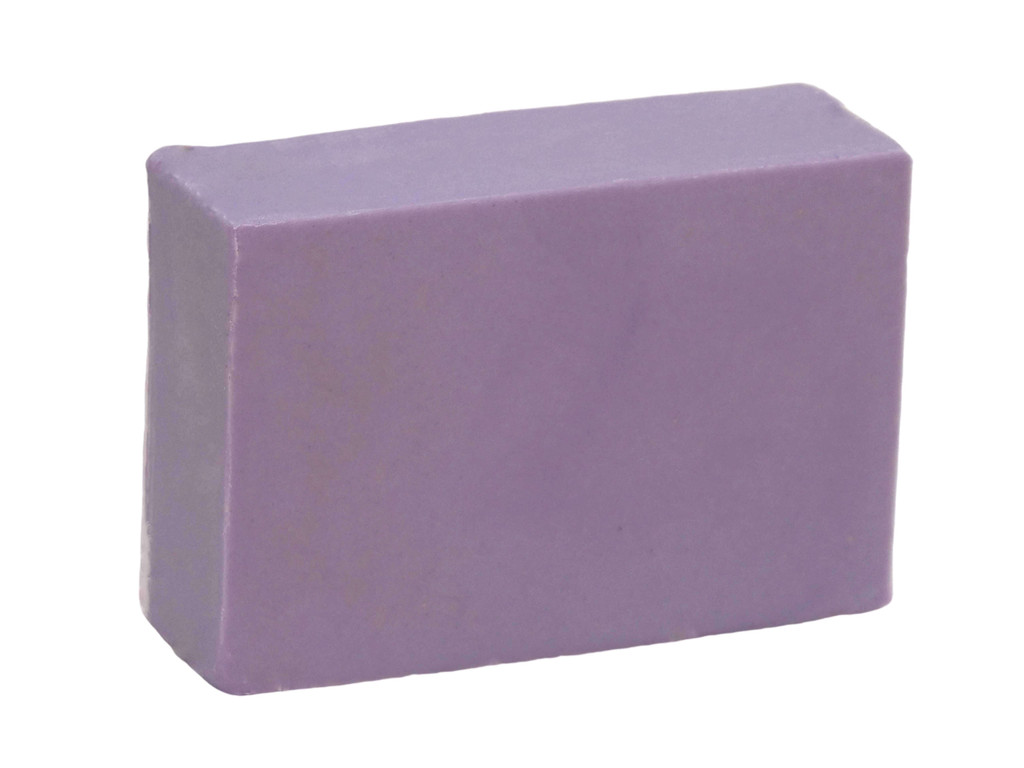 Castile Soap Lavender. 100 % Australian Olive Oil Soap with a beautiful creamy lather. Named after the Castile Region in Spain where this type of soap originated. It is made using only olive oil. Suitable for any type of skin, from newborns to the elderly. It is extremely gentle with a creamy, lotion type lather.
