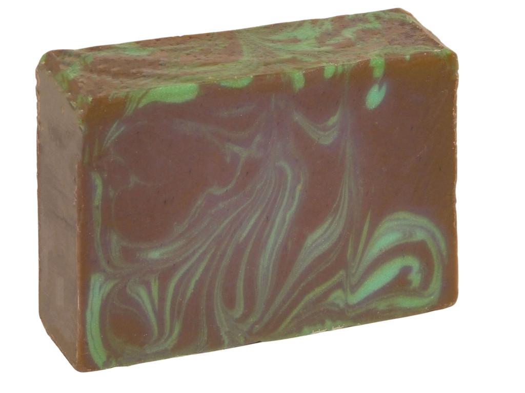 Bergamot Patchouli Soap. The aroma of patchouli with a citrus twist of bergamot