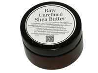 Shea Butter Raw Unrefined. Just pure, natural, unrefined shea butter with a smoky aroma. Using Baraka Shea Butter. Filled with all-natural Vitamin A, traditionally made shea butter is a superb moisturizer with exceptional healing properties.