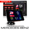 Stage 4 Performance Chip Module OBD2 +LCD Monitor for Mercedes Benz 2007+