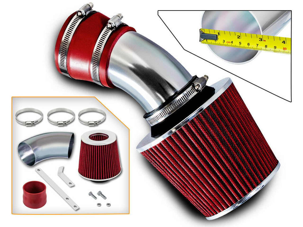 Cold Air Intake For Bmw Z3 E36 1997 2002 2 3l 2 5l 2 8l 3 0l 6 Cylinder Engines Performance Chip Tuning