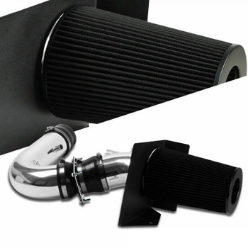 Cold Air Intake for Ford F150/Expedition (1997-2003) 4.6/5.4L V8 Engines Black