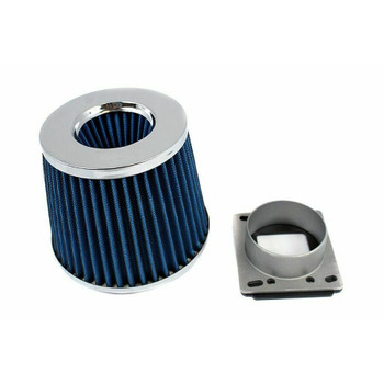 Performance Air Intake MAF Adapter for Ford Escort ZX2 Coupe 1998-2003 with 2.0L L4 Engine