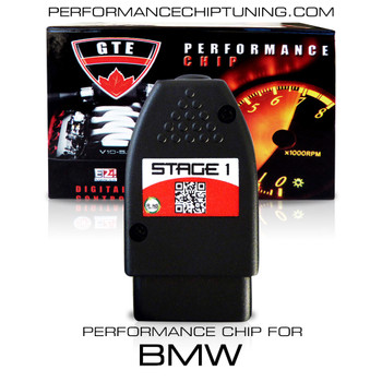 STAGE 1 PERFORMANCE CHIP MODULE OBD2 FOR BMW