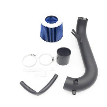 "Cold Air Intake for Honda Civic (DX/LX MT) 2.5""  (2001-2005) 1.7L L4 Engine Black"