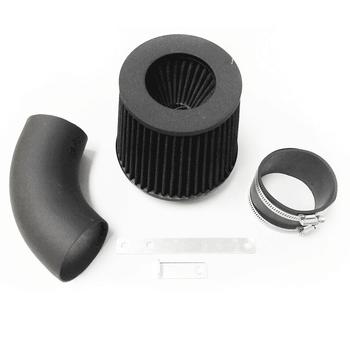 Cold Air Intake for BMW E46 323/325/328/330 (1998-2005) I6 Engine Black