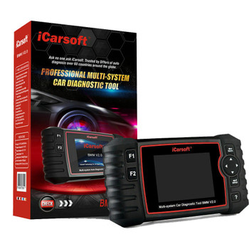 Professional Diagnostic Scanner Tool for BMW & Mini 1996+