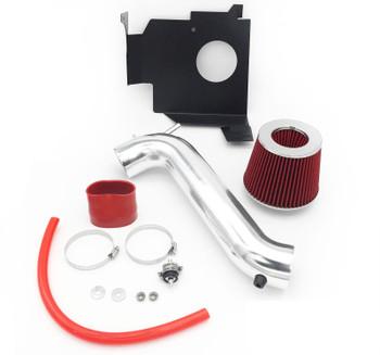 Perfomance Air Intake W/Heat Shield for Dodge Magnum (2005-2008) 3.5L V6 SE SXT Engine Red