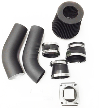 Performance Air Intake For Ford Ranger Mazda B2500 (1998-2001) With 2.5L L4 Engine Black