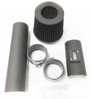 Performance Air Intake For Isuzu Ascender (2006-2008) With 4.2L L6 Engine Black