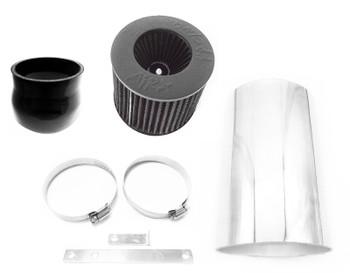 Performance Air Intake For Kia Sedona Spectra LX/EX (2002-2005) With 3.5L V6 Engine Black