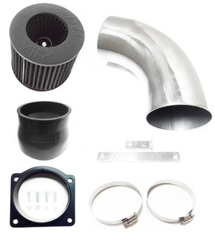 Performance Air Intake For Mercury Mountaineer (1997-2001) With 5.0L V8 Engine Black