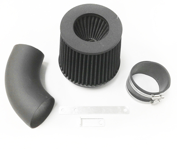 Short Ram Air Intake Kit for Pontiac G6 (2005-2010) with 3.5L / 3.6L / 3.9L V6 Engine Black
