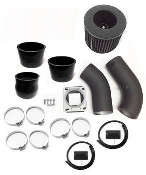 Performance Air Intake For Toyota T100 (1988-1995) With 3.0L V6 Engine Black