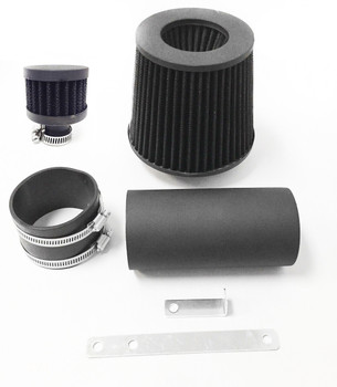 Performance Air Intake For Volkswagen Beetle (1999-2005) With 1.8L 1.9L 2.0L 2.8L Engines Black