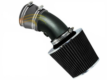 Performance Air Intake For Chevrolet Impala/Pontiac Bonneville (1995-2005) With 3.8L V6 Engine Black