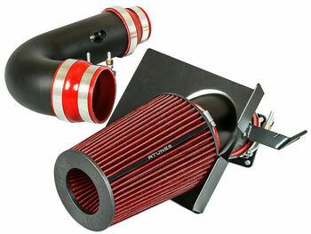 Performance Air Intake For Ford Expedition/Lincoln Navigator (1997-2002) With 5.4L SOHC V8 Engine Black