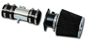 Short Ram Air Intake for Mercury Mystique (1998-2002) with 2.5L V6 Engine Black