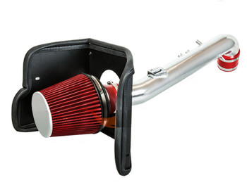 Performance Air Intake W/Heat Shield for Toyota Tacoma 2005-2020 with 2.7L L4 Engine Red